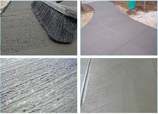 36 Broom Finish Concrete Driveway Pell Builder Inc