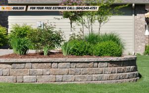 Retaining Walls Vancouver BC - Pell-Builder Inc -Concrete Contractor