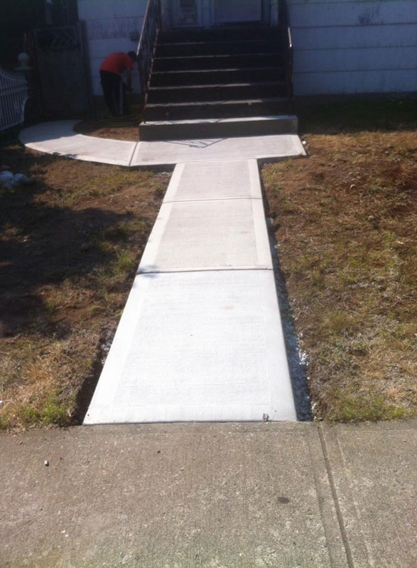 19 concrete sidewalk removal and replacement in vancouver for Removing concrete walkway