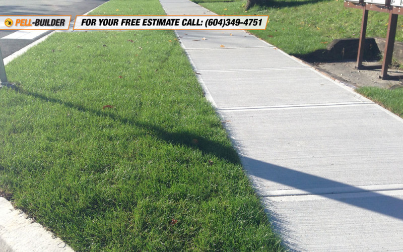26 Before And After Concrete Walkway Pell Builder Inc